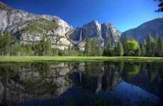 Yosemite Falls - America's Most Stunning Waterfalls | Fodor's Travel | Where: Yosemite Village, California