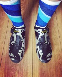 @hbstache Decade Plus Blue & white   Thanks @jeetee14 #hbstache #llkitsandsocks #standout #bedifferent#mtb #wintercycling #ciclismo #cyclocross #wielrennen #cycling #sockdoping#sockgame #sockswag #cyclingkit #cyclingsocks #newkitday #kitdoping #ciclista #outsideisfree #fromwhereiride #cyclingapparel #cyclingphotos #cyclingphoto #wymtm #instacycling #instasocks #style #fashion #lifebehindbars #socks