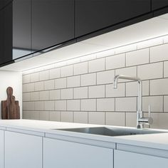 Sensio Arrow Slim Profile SLS LED Strip Light SE9075HD at Lovelights.co.uk