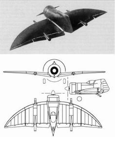 БИЧ-17А Steampunk Wings, Weird Birds, Flying Wing, Rc Model, Dieselpunk, Airplanes, Illustrations Posters, Sailing, Aircraft