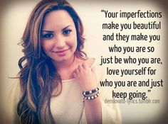 Best Demi Lovato quotes All about love. Repin or share and don't forget to…