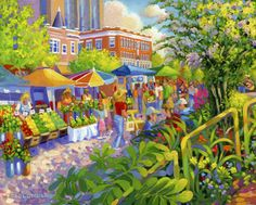 Fayetteville Farmers Market--Tuesdays, Thursdays, and Saturdays