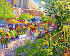 Fayetteville Farmers Market--Tuesdays, Thursdays, and Saturdays
