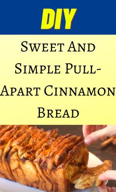 Cinnamon Pull Apart Bread, Cinnamon Bread, Cinnamon Rolls, Apple Recipes, New Recipes, Bread Recipes, Recipies, Cooking Recipes, Favorite Recipes