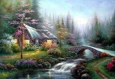 Galeria de pinturas de paisajes (2)