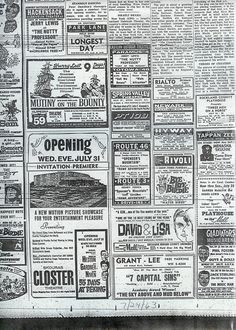 opening of the closter theater