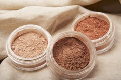 What's that on your face? Conventional versus Mineral Makeup