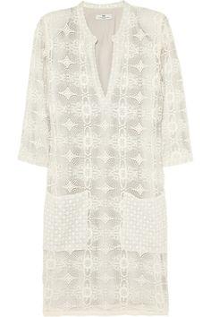 DAY Birger et Mikkelsen|Crocheted cotton dress|