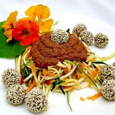 Make Your Raw Food Journey Exciting - MANY recipes!!!