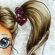 Copic marker Germany Blog: color combinations for hair, skin and clothes