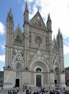 Orvieto, Italy's Famous Cathedral