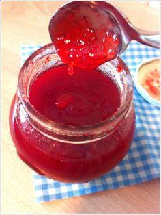 isabakery: Mermelada de fresa (thermomix y forma tradicional)