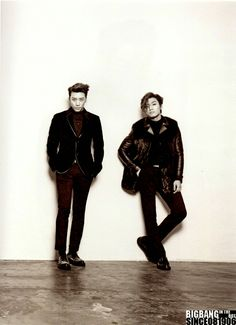 dae and victory have never been hotter.  Scans: Big Bang's 2015 Welcoming Collection [PHOTOS] - bigbangupdates