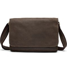 58.06$  Buy now - http://aligu5.worldwells.pw/go.php?t=32552043512 - Men messenger bags Genuine Leather shoulder bag Men Crazy Horse Leather Messenger cross body bags Briefcase handbags