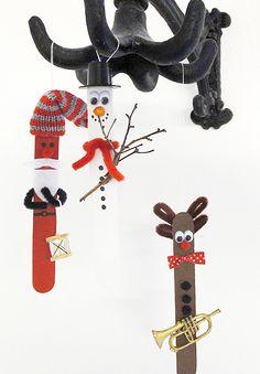 Christmas DIY Panduro Hobby  http://www.pandurohobby.se/bloggen/panduro-bloggen