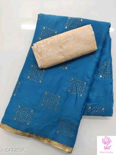 Chiffon Saree: Starting ₹390/- free COD whatsapp+919199626046 Chiffon Saree, Saree Dress, Online Shopping Sarees, Indian Silk Sarees, Work Sarees, Types Of Fashion Styles, Trendy Fashion, Dil Se, Blouse