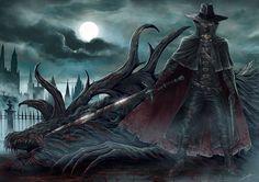 Bloodborne by DanPilla on DeviantArt