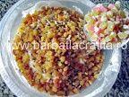 Prajitura cu foi de napolitana Rumba preparare reteta Macaroni And Cheese, Ethnic Recipes, Mac And Cheese