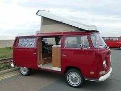 VW CAMPER TAX EXEMPT FULLY RESTORED WESTFALIA