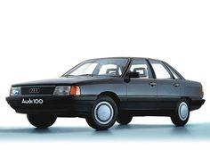 Audi 100 (1982 - 1987).