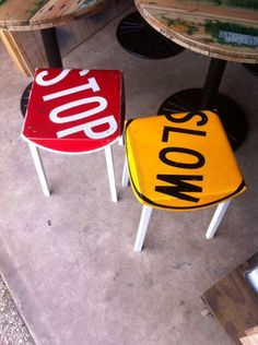 Stop and slow stools