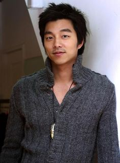 Gong Yoo.... I'm currently a little obssessed <3
