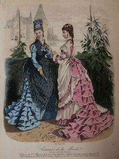 Courrier de la Mode 1873
