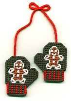 Plastic Canvas Crafts | Plastic Canvas Ornament Patterns; Christmas Decoration Crafts