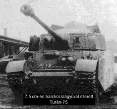 Turán III tank, Hungary pin by Paolo Marzioli