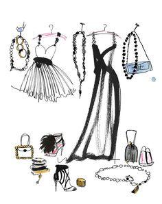 Robes de Mlle O, 2012