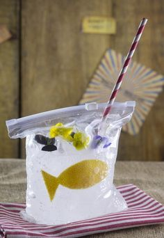 We shall serve gin like this on special occasions