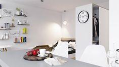#Interior Design Haus 2018 Wohnungen kleinen Raum bis zum Maximum nutzbar gemacht  #Room #Modell #Modern #Wohnungen #Minimalistic #design #Home #Neu #Deustch #Scandinavian #Dekor #Zuhause #interieur-design #Farbe #Ideen#Wohnungen #kleinen #Raum #bis #zum #Maximum #nutzbar #gemacht