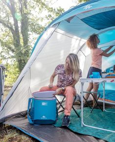 Camping dating fanny andré