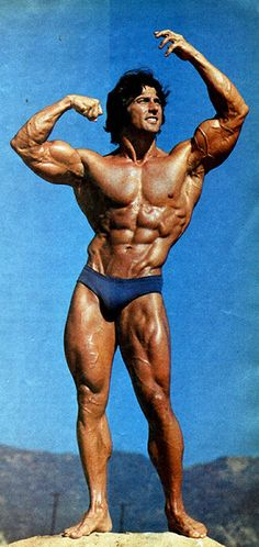 When bodybuilding was at its best. This is the physique I'm aiming for ...