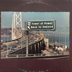 Back to Oakland is the fourth album by Bay Area based band, Tower of Power, Released in Spring 1974 on Warner Bros. It was voted by Modern Drummer Magazine as one of the most important recordings for drummers to listen to. 70s Music, Music Pics, Music Albums, Vinyl Cd, Vinyl Music, Music Wall, Montreux Jazz Festival, Tower Of Power, R&b Soul Music