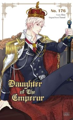 Daughter of the Emperor (Manhwa) Anime Couples Manga, Anime Manga, Anime Princess, Princess Zelda, Scary Dolls, Anime Recommendations, Manhwa Manga, Comic Movies, Manga Comics