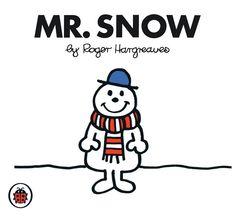 Mr Men Books | Mr Snow
