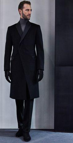 Kilgour Fall 2016 Menswear Fashion Show