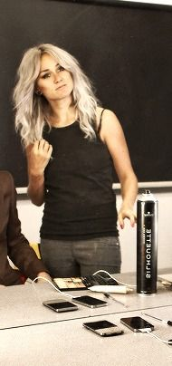 Lou Teasdale deserves credit for being an amazing stylist. She should like make a video for all boys on the basics of dressing!