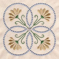 Crewel Embroidery Ideas pretty embroidery - This is the forum of my projects of crazy quilting and other crafts. I have been a quilter since 1987 and lately I have found crazy quilting, stitching, embroidery and mixed materials more and. Types Of Embroidery, Silk Ribbon Embroidery, Crewel Embroidery, Cross Stitch Embroidery, Embroidery Patterns, Machine Embroidery, Floral Embroidery, Bordados E Cia, Embroidery Techniques