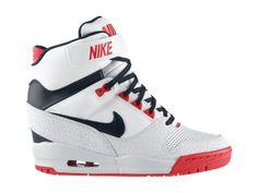 OBSESSED!                                                                  Nike Air Revolution Sky Hi Women's Shoe - $150