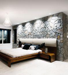 Bedrooms: Cambrain, FIELDSTONE - Pangaea® Brand_Natural Stone Veneer