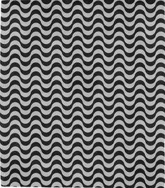 Modern Masters | Bauhaus Minimal Design Rugs I | Marx Burle 92B Pattern Rug