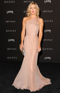 Hot Fashion Kate Hudson Celebrity Dresses Pleats One Shoulder Mermaid Formal Dresses Red Carpet Dress Pleated Sequined Evening Gowns Elegant Dresses, Pretty Dresses, Formal Dresses, Wedding Dresses, Formal Wear, Bridesmaid Gowns, Looks Party, Vestidos Fashion, Mode Glamour
