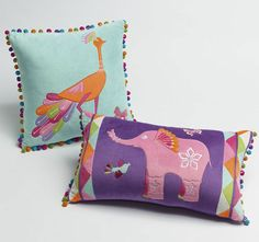 jiggle-and-giggle-peacock-princess-cushions