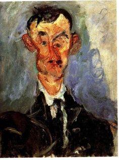 Chaïm Soutine's portrait of Emile Lejeune