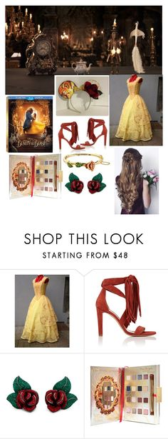 """Beauty And The Beast🥀💛"" by rileygabrielleeee ❤ liked on Polyvore featuring Disney, Chloé, contest and BeautyandtheBeast"