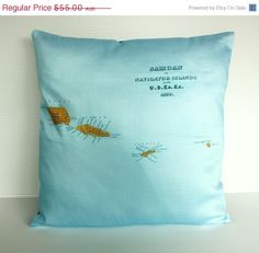 SALE SALE SALE 16x16 cushion cover pillow Samoa by mybeardedpigeon, $50.00
