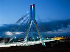 The M1 Boyne bridge, better than most artwork and functional too. Description from thehelpfulengineer.com. I searched for this on bing.com/images