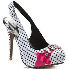 polka dot shoes - Bing images